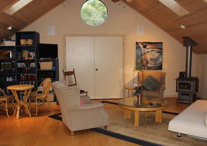 Private Suite/Studio, Garden View