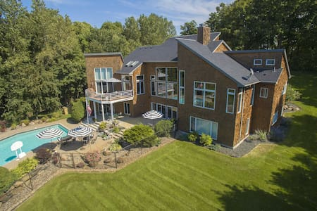 Luxury Private Estate 2 miles to Ryder Cup 2016 - Chaska - Ház