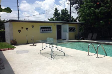 Vacation Pool House  - $99 daily