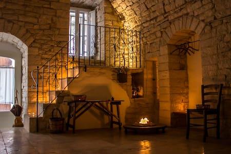PIETRA VIVA, antica casa in pietra