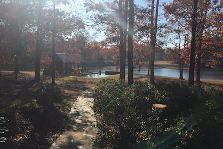 Beautiful Country Retreat - Brooks - Ev