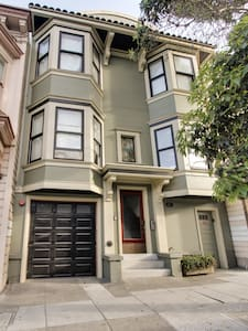 1Bed/1Bath Suite in Mission Dolores - San Francisco - Condominio