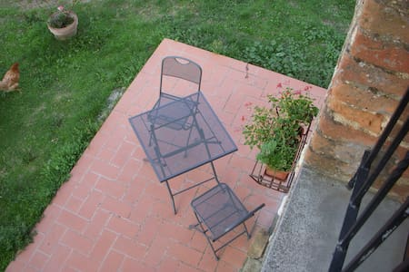 Fienile in Toscana! - Apartamento