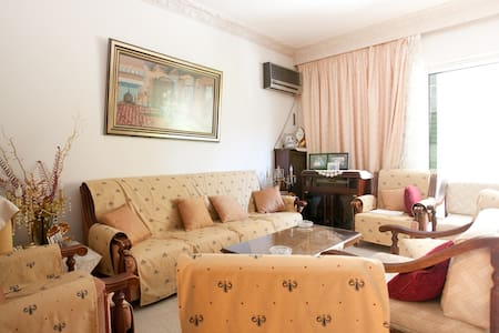 Private room at Moschato district. - Moschato - Appartement