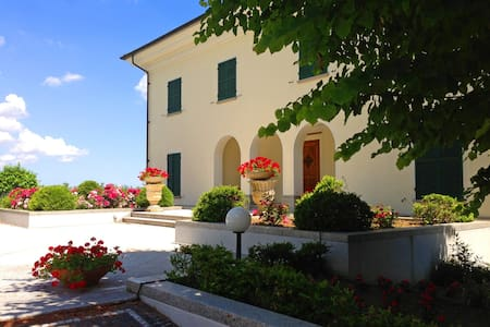 B&B Country House on the hills! - Macerata
