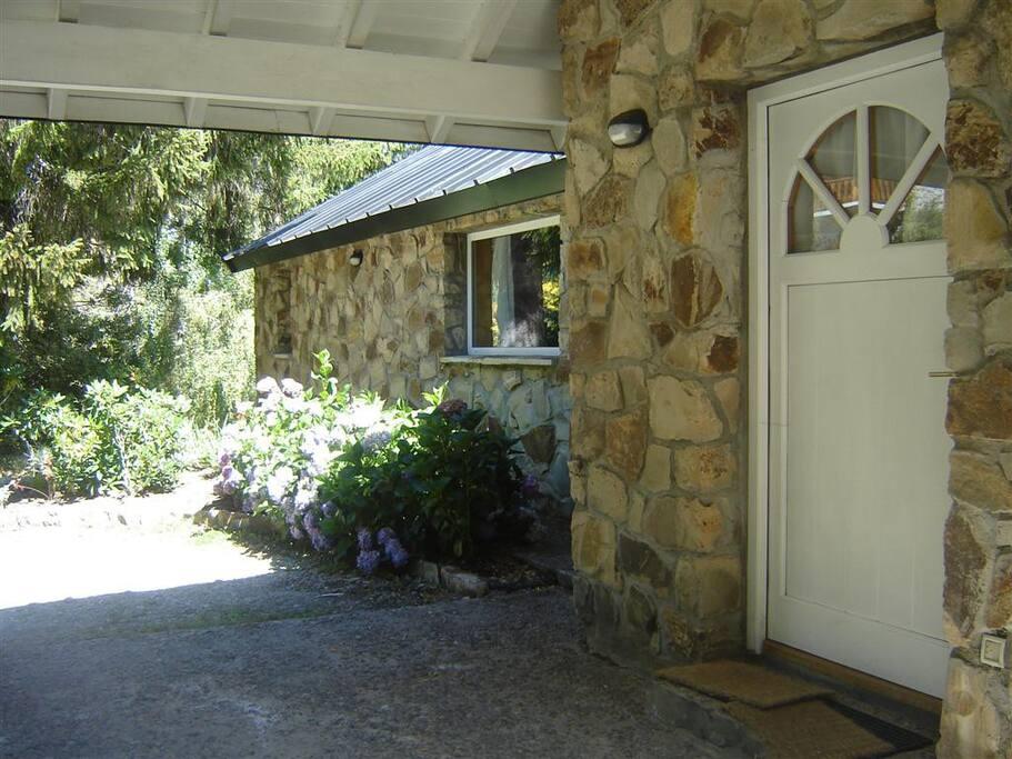 Ingreso principal/main entrance