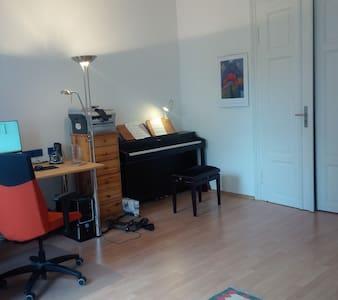 Helles Altbau WG-Zimmer am Hofgarte - Bayreuth - Apartamento