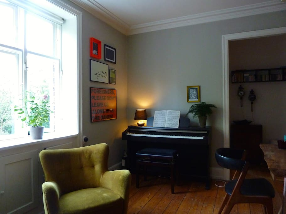 Cosy flat in lovely Frederiksberg