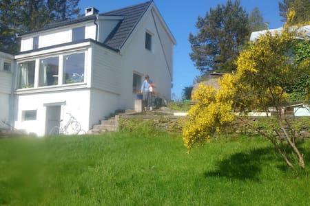 Cosy house 15 min outside Bergen! - Askøy
