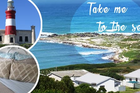 Best views in Agulhas - L'Agulhas