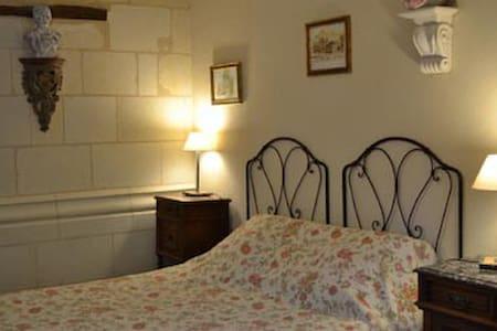 chambre Muscade de la chouanniere - Bed & Breakfast