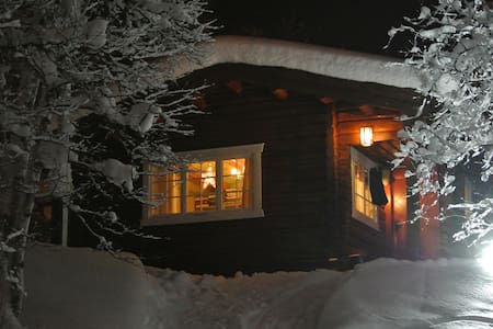 Veslehaugen Geilo.  Ski in ski out - Cottage