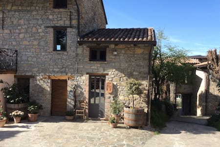 Small Rustic Stone Cottage - Piacenza - House