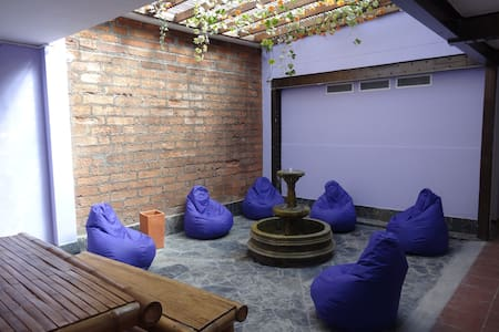 Boutique hostel in Medellin
