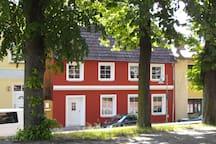 Ferienwohnung in Mecklenburg mit Charakter