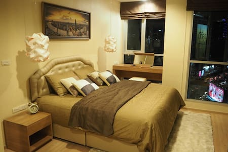 New Room in Bangkok City&River view - Appartamento