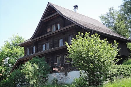 Sleep in historic farmhouse Lucerne - Luzern
