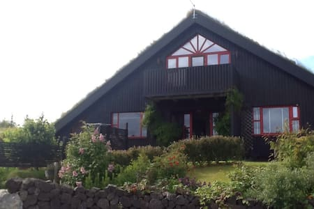 Room, w/double bed, central South - Selfoss