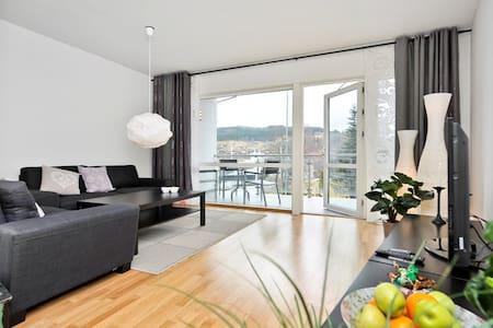 Cosy apartement in Ulvik, Hardanger fjords! - Ulvik