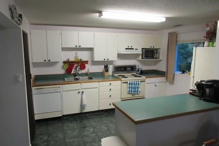 Cozy Salmon Arm Basement Suite - Wohnung