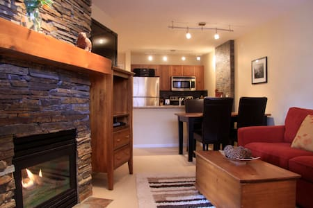 Whistler Town Plaza One Bedroom