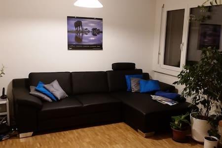 Gemütliche Wohnung - Lejlighed