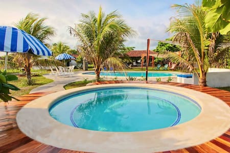 Somar Surf camp & Lodge (Singles bed) - Salinas Grandes - Kisház