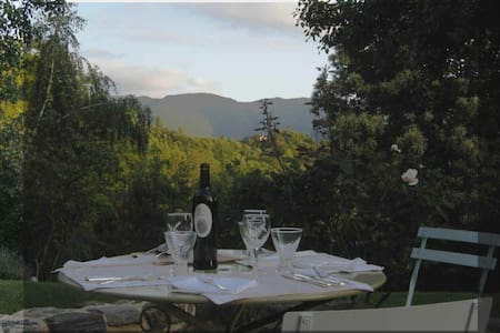 Calm mountain ambience - Axiat - Bed & Breakfast