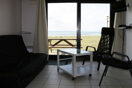 Appartement vue mer - Wifi Parking - Daire