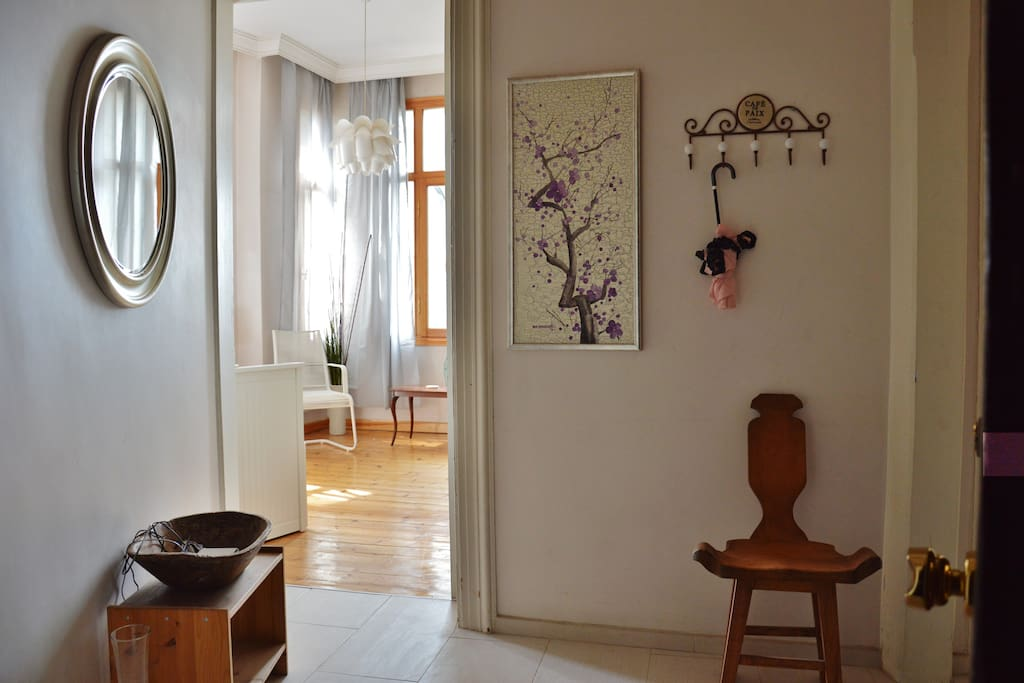 great zone 2bdr apt in şişhane
