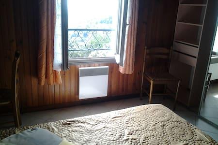 Chambre d'hôte avec vue panoramique - Sant'Andréa-di-Cotone - Huis