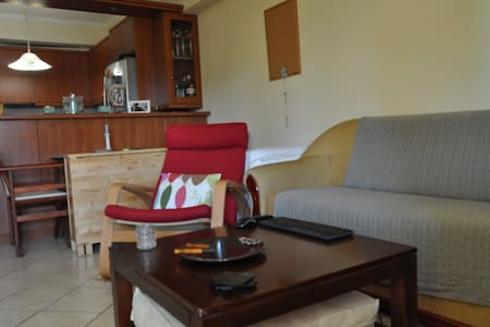 Comfortable apartment with private parking - Pireas