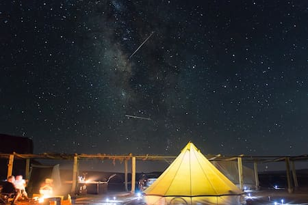 Tent 2-4ppl Canvas Glamping - Oljato-Monument Valley - Tenda de campanya