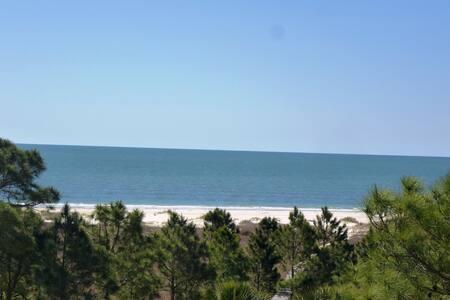 Beach Walk - Cape San Blas