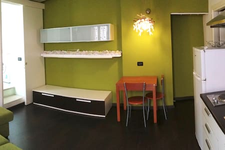 New independent apartement - Wohnung