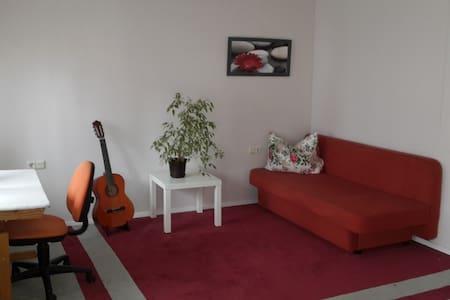 Helles Zimmer in einem großen Haus nähe München - House