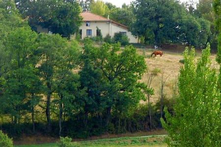Naturix - Maillelevant - Castelnau-Picampeau - Apartament