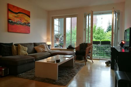 Sharing my practical apartment in Munich/Giesing - Apartment