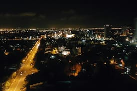 Picture of Top floor, Sea view & in-city view, welcome ^_^