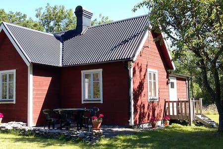 Fårö Ödehoburga - Rumah