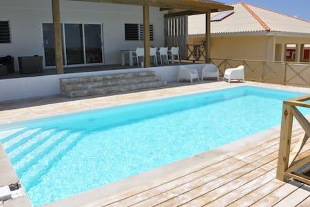 Villa Bista Kunuku Curacao - Grote Berg