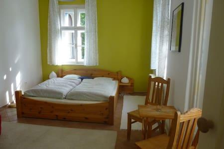 Cosy room in family house - Bečov nad Teplou