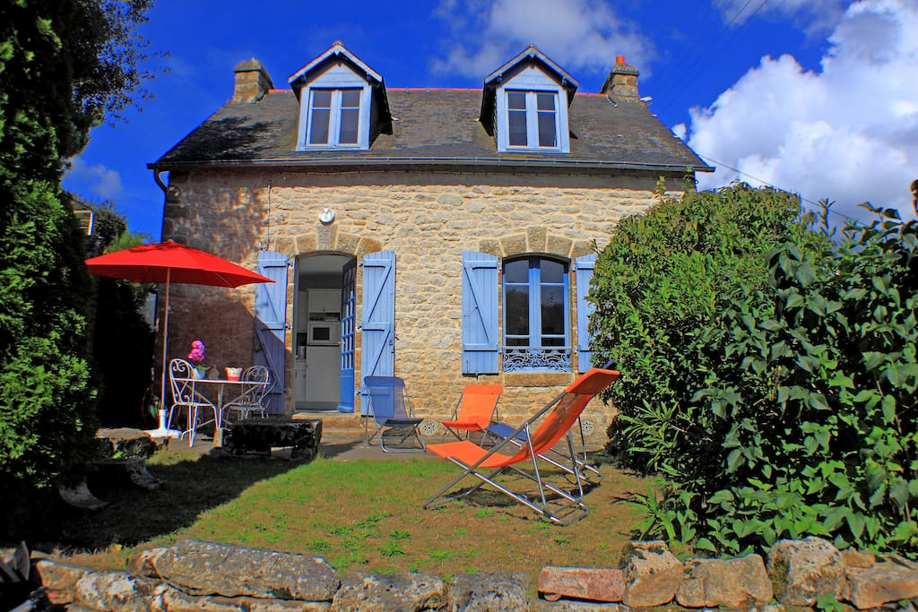 Charming House in La Trinité s/mer