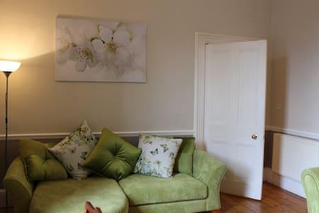 Lovely flat in heart of Stockbridge - Appartement