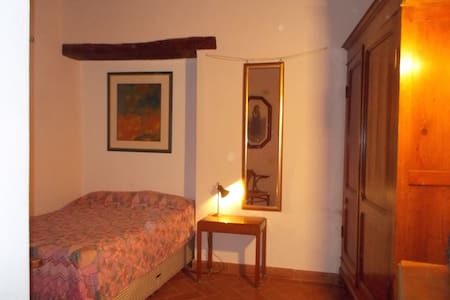 The artist's room - Massa Marittima - Apartemen