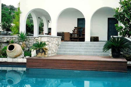 Villa Phoebe with swimming pool in Spetses, Greece - Spetses - Villa