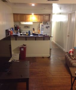 Spacious 2BR apt Center City Philly