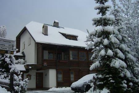 Ortisei Val Gardena appartamento con 4 locali - Ortisei