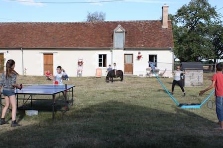 le cottage des chevaux, Zoo Beauval - Baudres