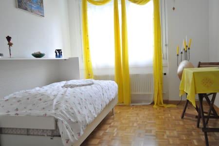 Cosy room near the sunhill, Lucerne